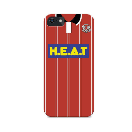Leyton Orient 95 Home Phone Case-CASES-The Terrace Store