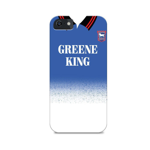 Ipswich Town 1996 Home Phone Case