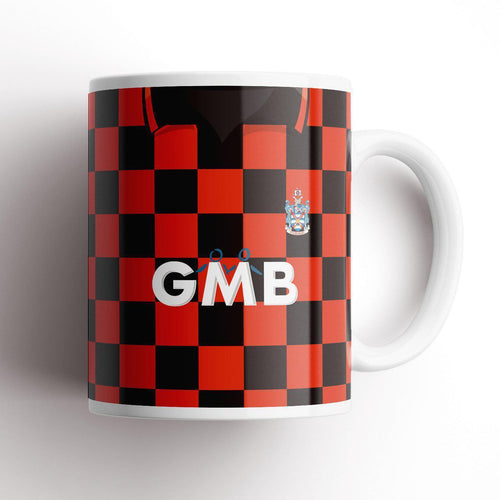 Fulham 1997 Away Mug-Mugs-The Terrace Store
