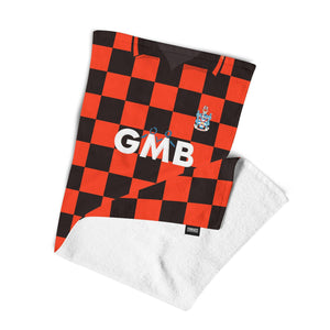 Fulham 1997 Away Towel