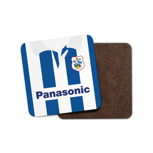 Huddersfield Town 1997 Home Coaster-Coaster-The Terrace Store