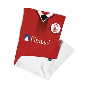 Nottingham Forest 1998 Home Kit Towel