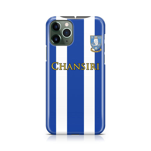 Sheffield Wednesday 2019 Home Phone Case