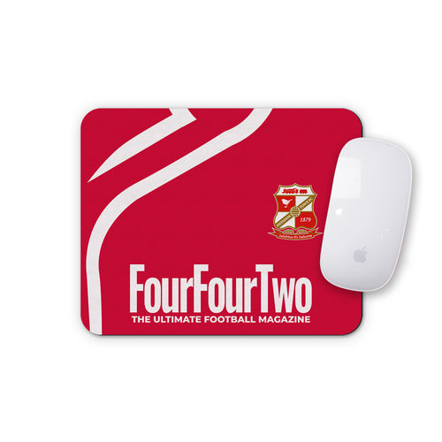 Swindon Town 2011 Home Mouse Mat