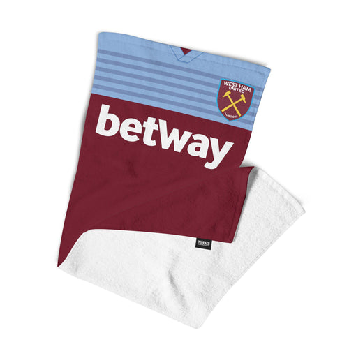 West Ham United 2019-20 Kit Towel