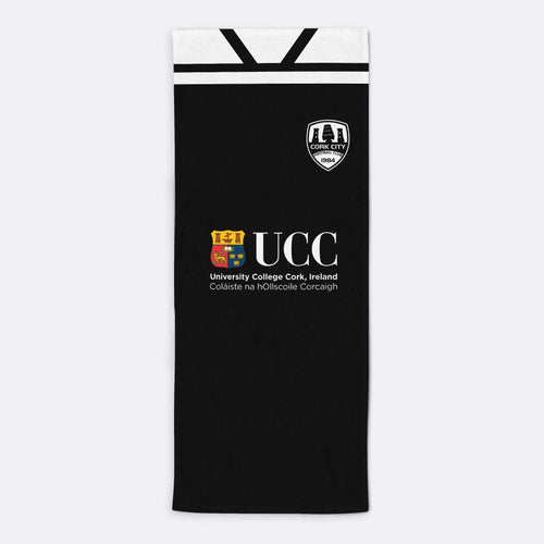 Official Cork City 2019 Away Beach Towel-Towels-The Terrace Store