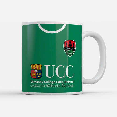 Cork City 2019 Home Retro Inspired Mug-Mugs-The Terrace Store
