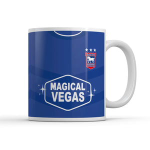 Ipswich Town 19/20 Home Kit Mug-Mugs-The Terrace Store