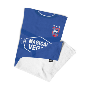 Ipswich Town 19/20 Home Beach Towel-Towels-The Terrace Store