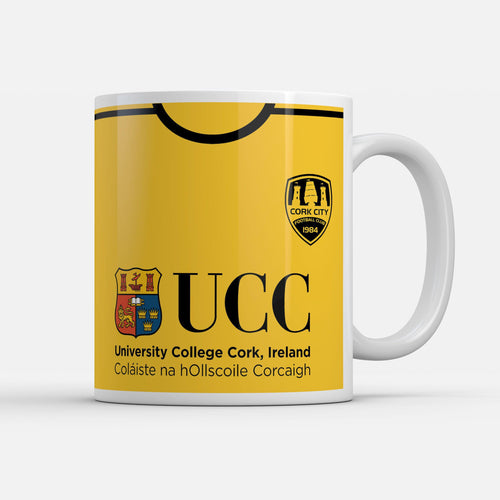 Cork City 2019 3rd Kit Inspired Mug-Mugs-The Terrace Store