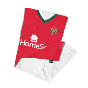 Walsall 2021 Home Kit Towel