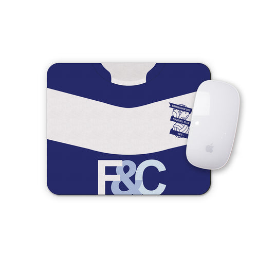 Birmingham City 2011 Home Mouse Mat