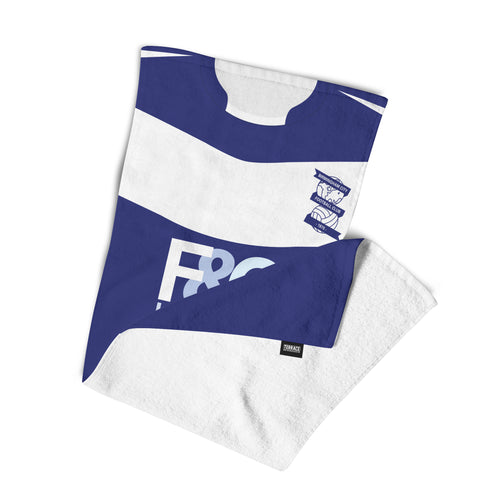 Birmingham City 2011 Home Towel