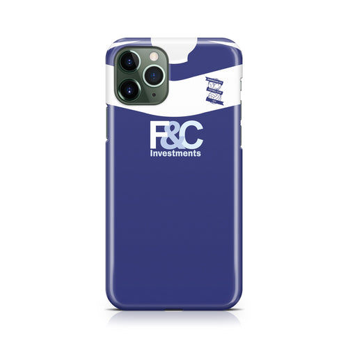Official Birmingham City kit phone cases