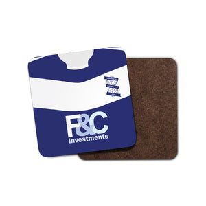 Birmingham City 2011 Home Coaster