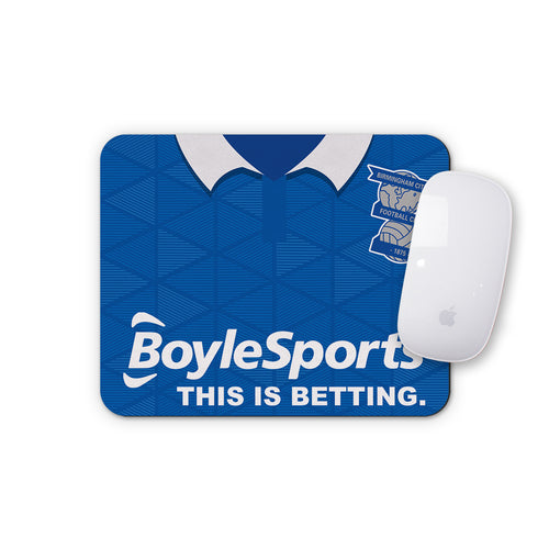 Birmingham City 2021 Home Mouse Mat