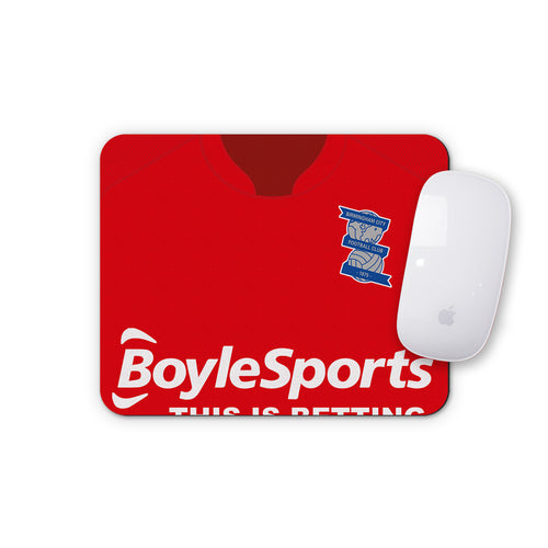 Birmingham City 2021 Away Mouse Mat