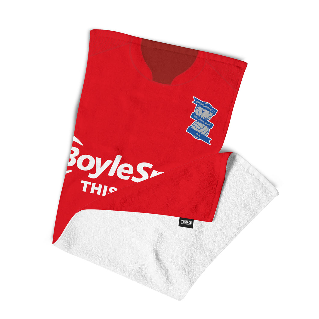 Birmingham City 2021 Away Towel