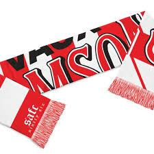 50 x Custom Football Scarves-The Terrace Store