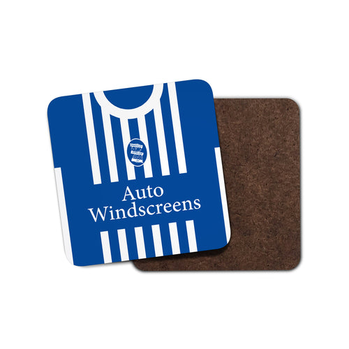 Birmingham City 2000 Home Coaster