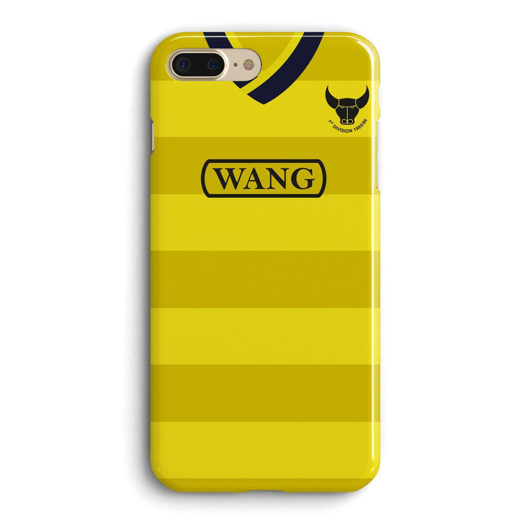 Oxford United 1985 Home Phone Case-CASES-The Terrace Store