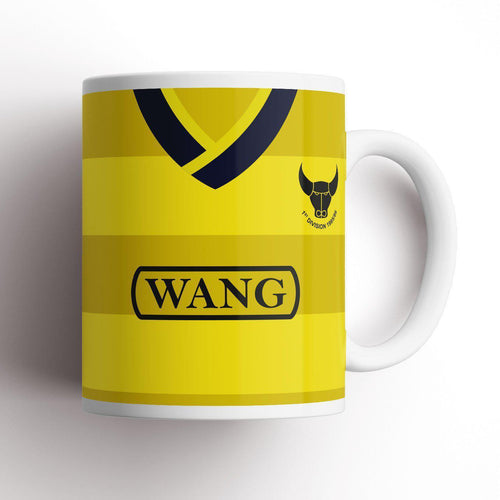 Oxford United 1986 Home Mug