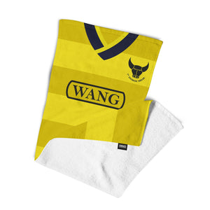 Oxford United 1986 Home Towel-Towels-The Terrace Store