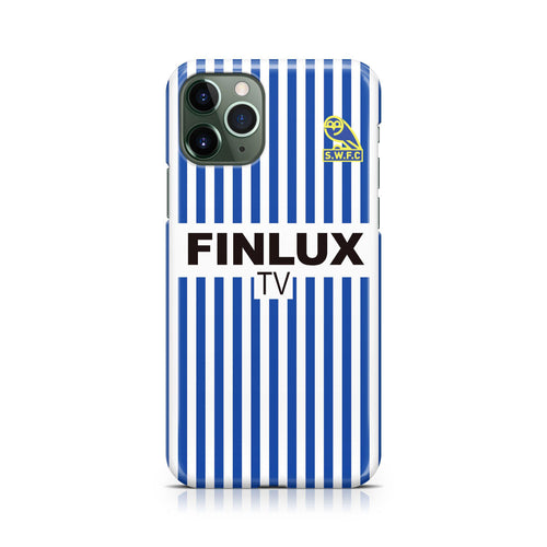 Sheffield Wednesday 1988 Home Phone Case