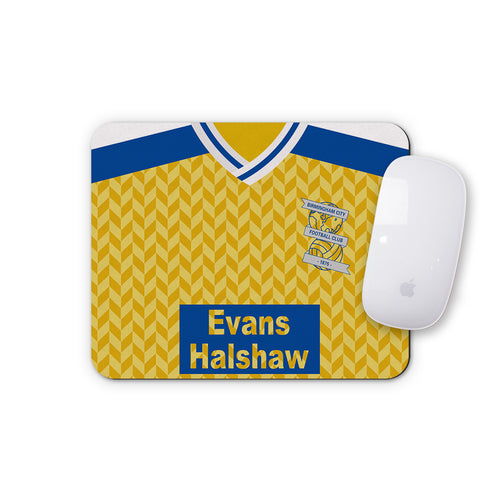 Birmingham City 1989 Away Mouse Mat