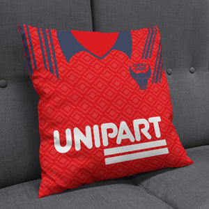 Oxford United 1991 Away Cushion-Cushions-The Terrace Store