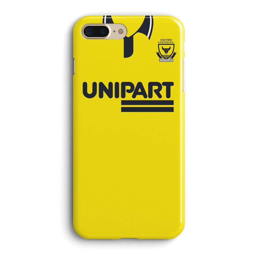 Oxford United 1993 Home Phone Case