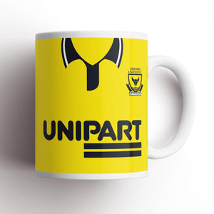 Oxford United 1993 Home Mug