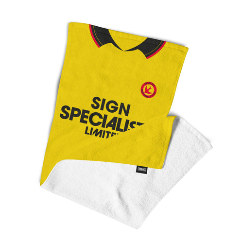 Walsall 1994 Third Kit Towel