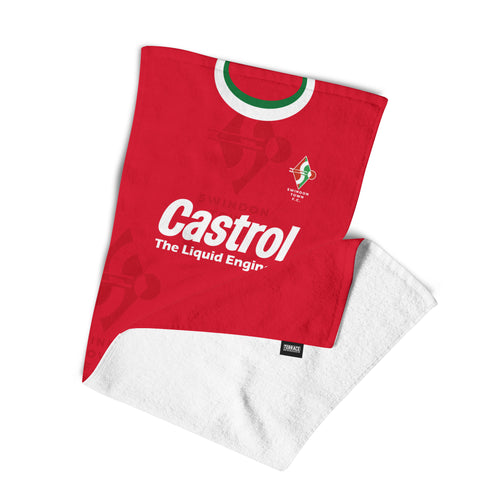 Swindon Town 1997 Home Towel
