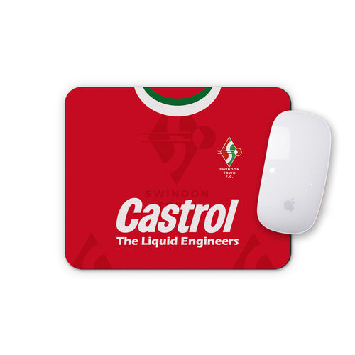 Swindon Town 1997 Home Mouse Mat