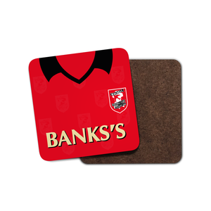 Walsall 1997 Home Coaster