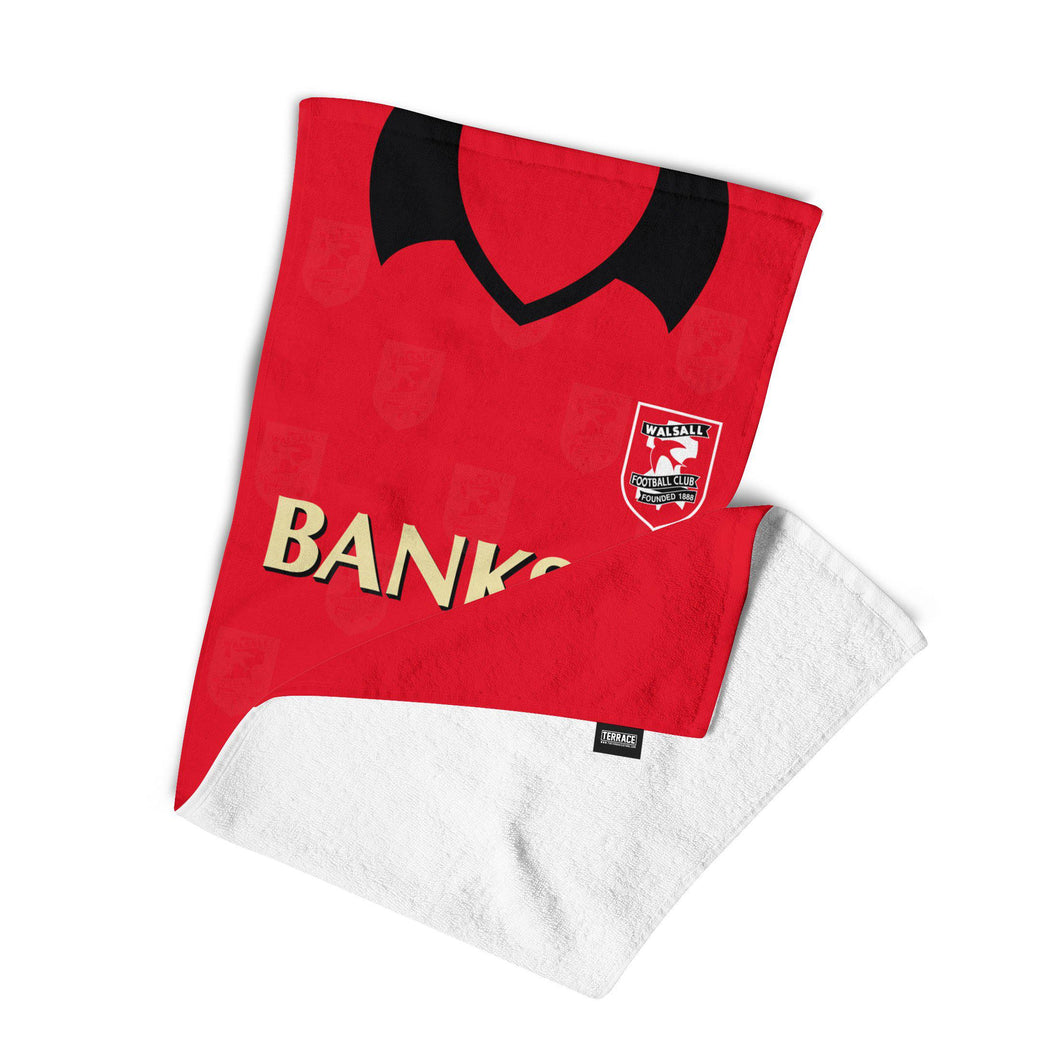 Walsall 1997 Home Kit Towel