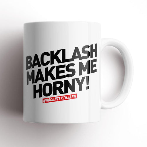Backlash Mug-NCH MUG-The Terrace Store