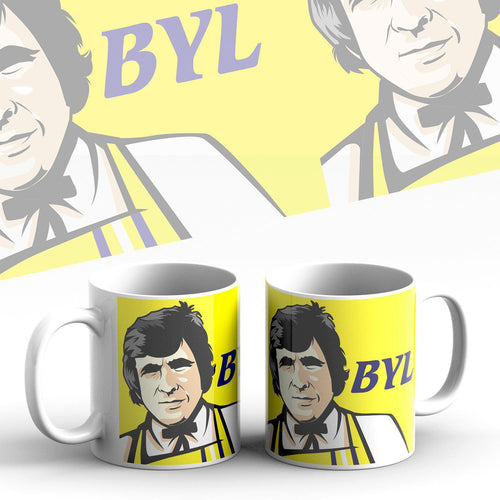 Grady Draws Bite Yer Legs Mug
