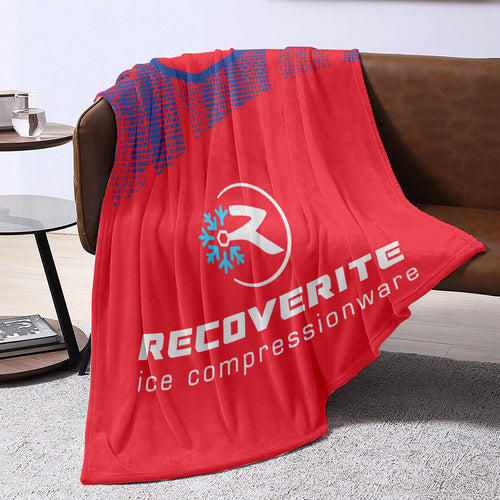 Blackburn Rovers 2021 Away Blanket Throw