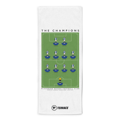 Blackburn Champions Towel