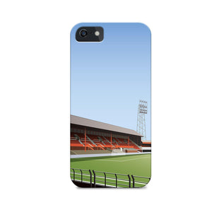 Bloomfield Road Illustrated Phone Case