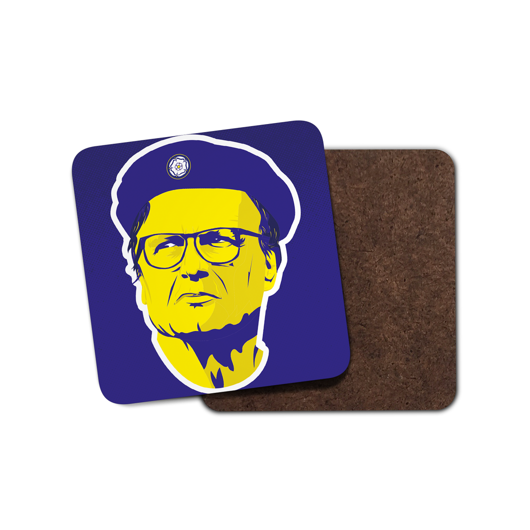 Grady Draws Che Bielsa Coaster-Coaster-The Terrace Store