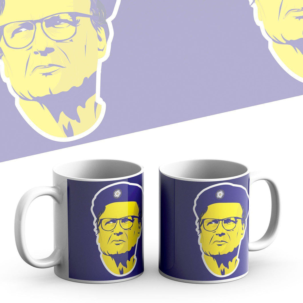 Grady Draws Che Bielsa Mug-Mugs-The Terrace Store