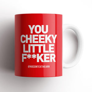 Cheeky Little Mug-NCH MUG-The Terrace Store