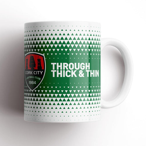 Cork City Thick and Thin Mug-Mugs-The Terrace Store