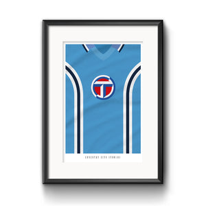 Coventry 1980/81 Print