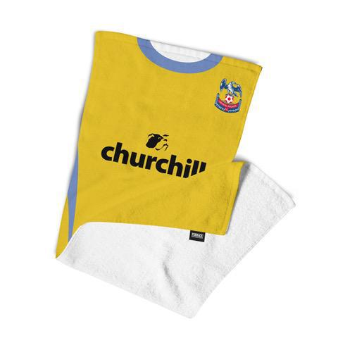 Crystal Palace 2004 Away Towel