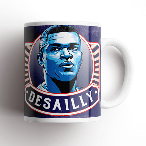 Chelsea Desailly Legend Mug