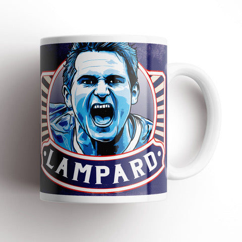Chelsea Lampard Legend Mug